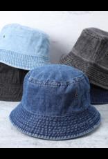 Accessories 10 Vintage Denim Bucket Hat