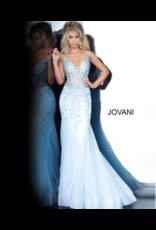Dresses 22 Jovani Light Blue Dream Formal Dress
