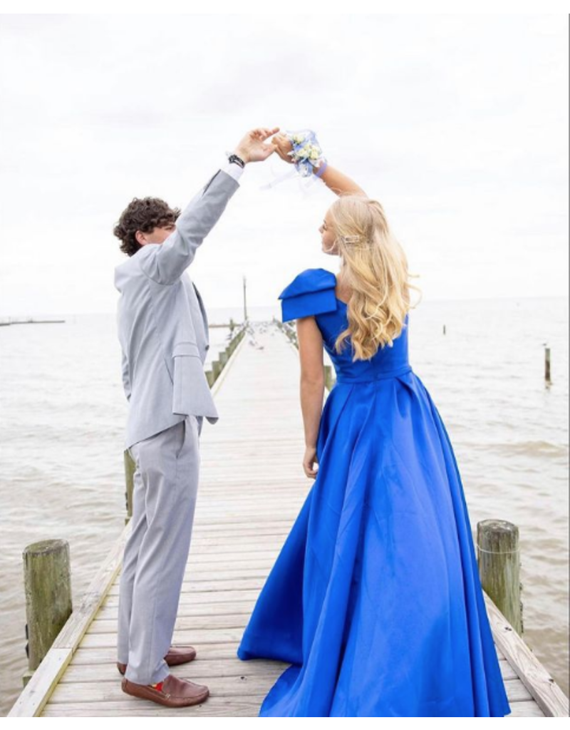 Dresses 22 Jovani One Magical Moment Royal Blue Formal Dress