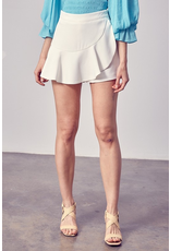 Skirts 62 Best Day Ruffle Skort (Available In Three Colors)