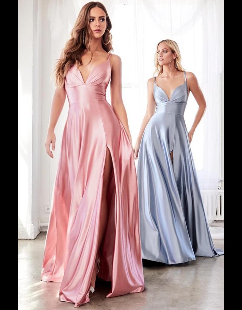 Dresses 22 Satin Celebration Formal Dress