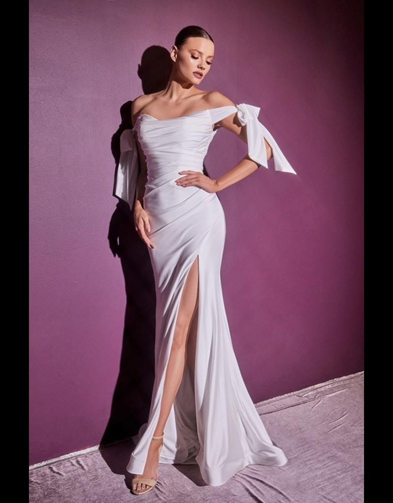 Dresses 22 Off Shoulder Dream White Formal Dress