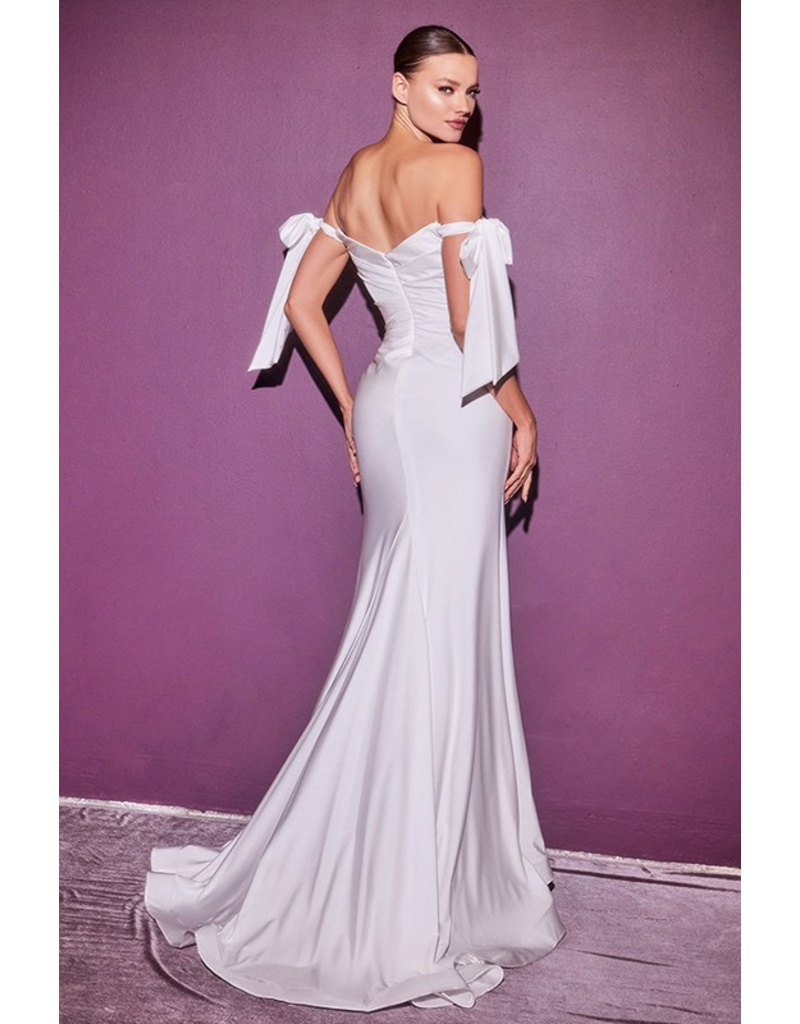 Dresses 22 Off Shoulder Dream White Formal Dress