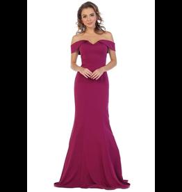 Dresses 22 Best Day Off Shoulder Formal Dress (Available In 5 Colors)