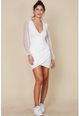 Dresses 22 One Wish Dress (Available In White and Black)