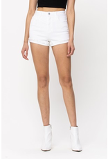 Shorts 58 Keep It Casual White Denim Shorts