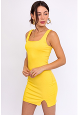 Dresses 22 Sunshine State of Mind Yellow Dress