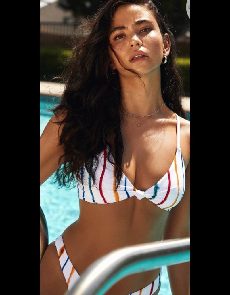 Swimsuits Watercolor Zen Top