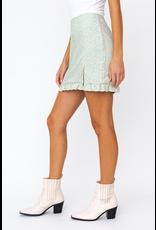 Skirts 62 Summer Picnic Sage Skirt