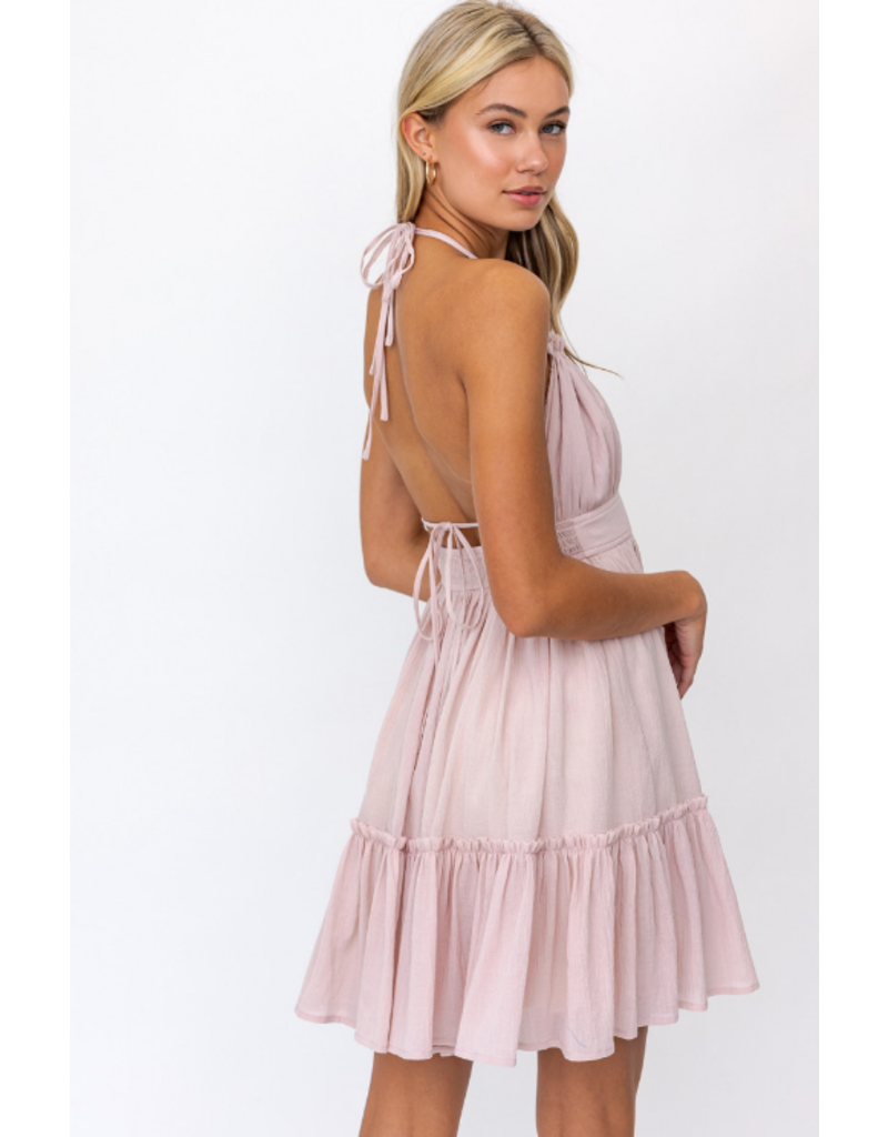 Dresses 22 Sweet Sweet Summer Time Blush Dress