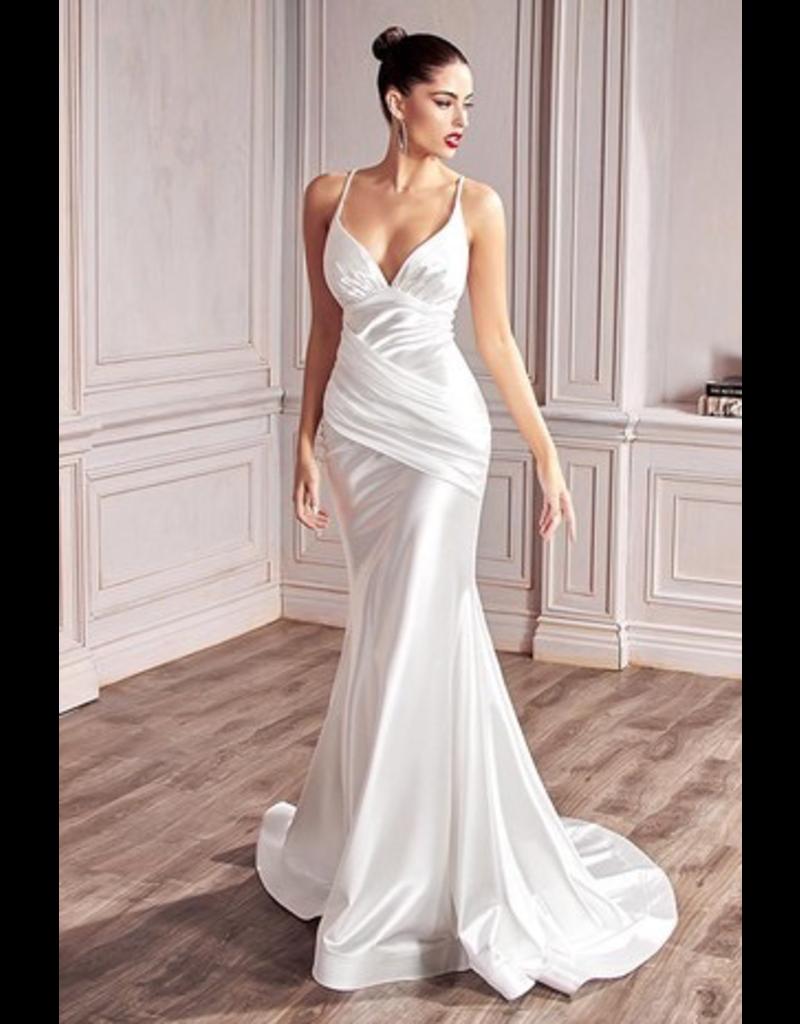 Dresses 22 Satin Dream White Dress