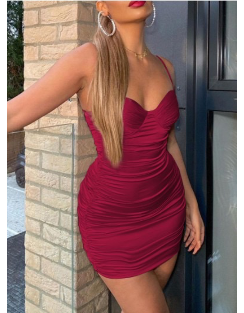 Dresses 22 Party On Dress (Available In Two Colors)