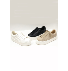 Shoes 54 Up Next White Puff Sneakers