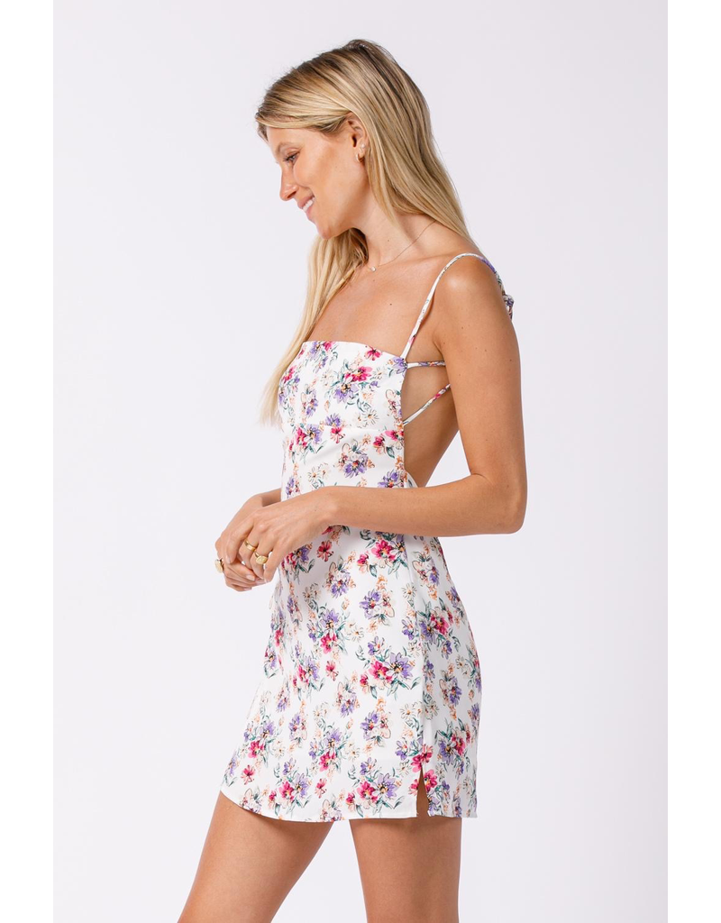 Dresses 22 May Day Floral Open Back Dress