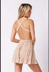 Dresses 22 Summer Romance Floral Open Back Dress (Two Colors)
