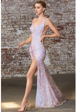 Dresses 22 Sequin Dream Formal Dress (Available In 2 Colors)