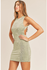 Dresses 22 Time to Celebrate Open Back Party Dress (Available In Two Colors)