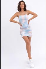 Dresses 22 Float On A Cloud Tie Dye Mesh Dress