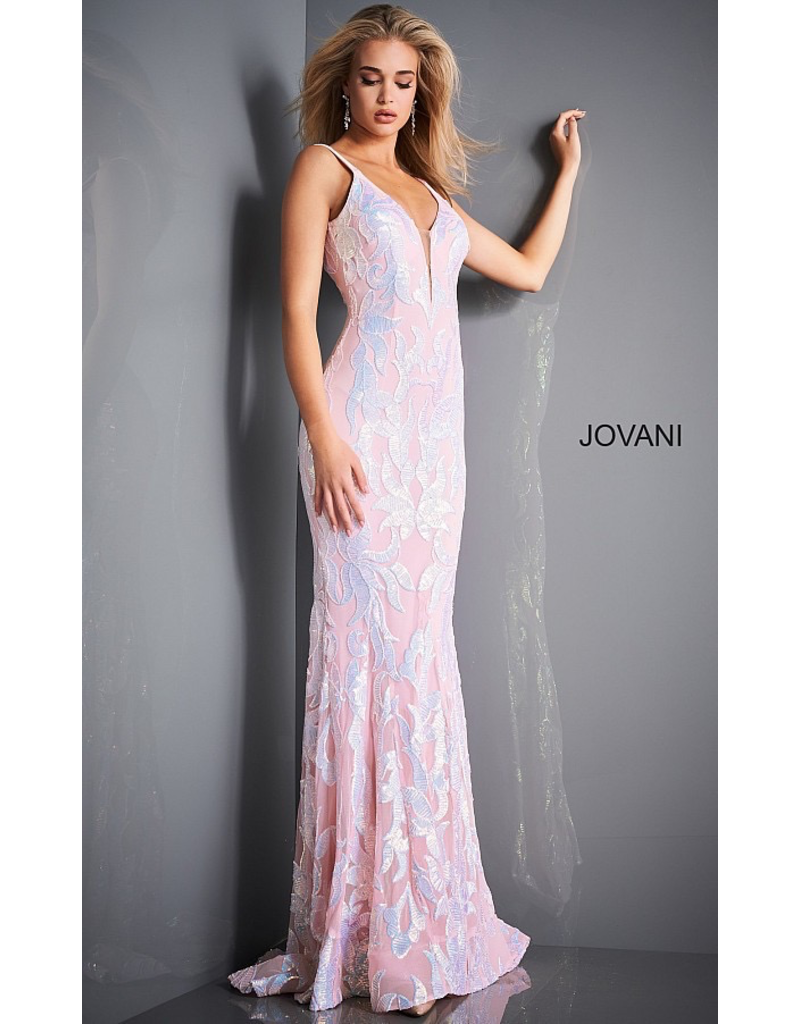 Dresses 22 Jovani Dream Come True Pink Formal Dress