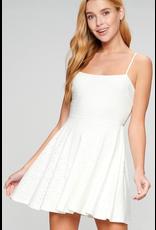 Dresses 22 Best Dressed Eyelet Open Back LWD