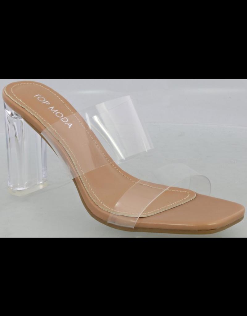 Shoes 54 Dance The Night Away Acrylic Heel