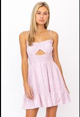 Dresses 22 Blush For Me Ruffle Dress