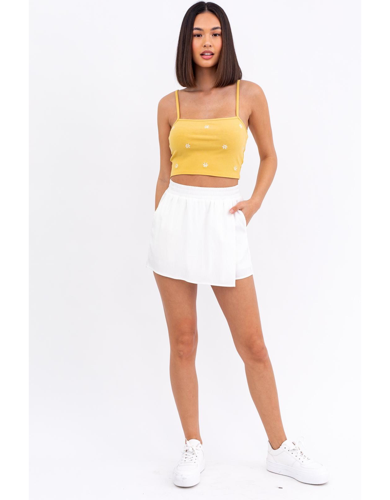 Tops 66 You Are My Sunshine Floral Top