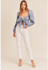 Tops 66 Wear Me Two Ways Wrap Top (4 Colors Availble)