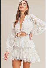 Dresses 22 Best Dressed White Eyelet Dress
