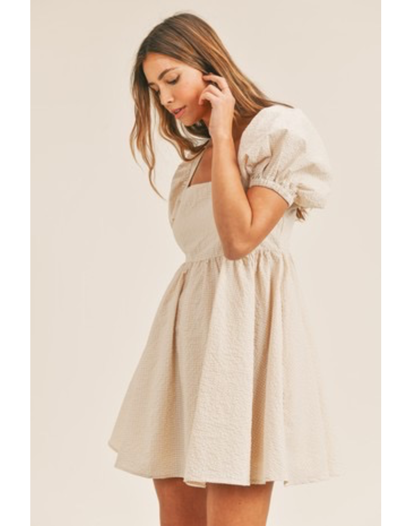 Dresses 22 Best Day Light Taupe Baby Doll Dress