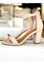 Shoes 54 Nude Essential Block Heels