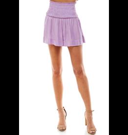 Skirts 62 Lilac Love Smock Skort