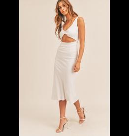 Dresses 22 Summer With A Twist White Midi Dress