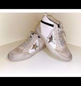 Shoes 54 Silver Star Power Sneaker
