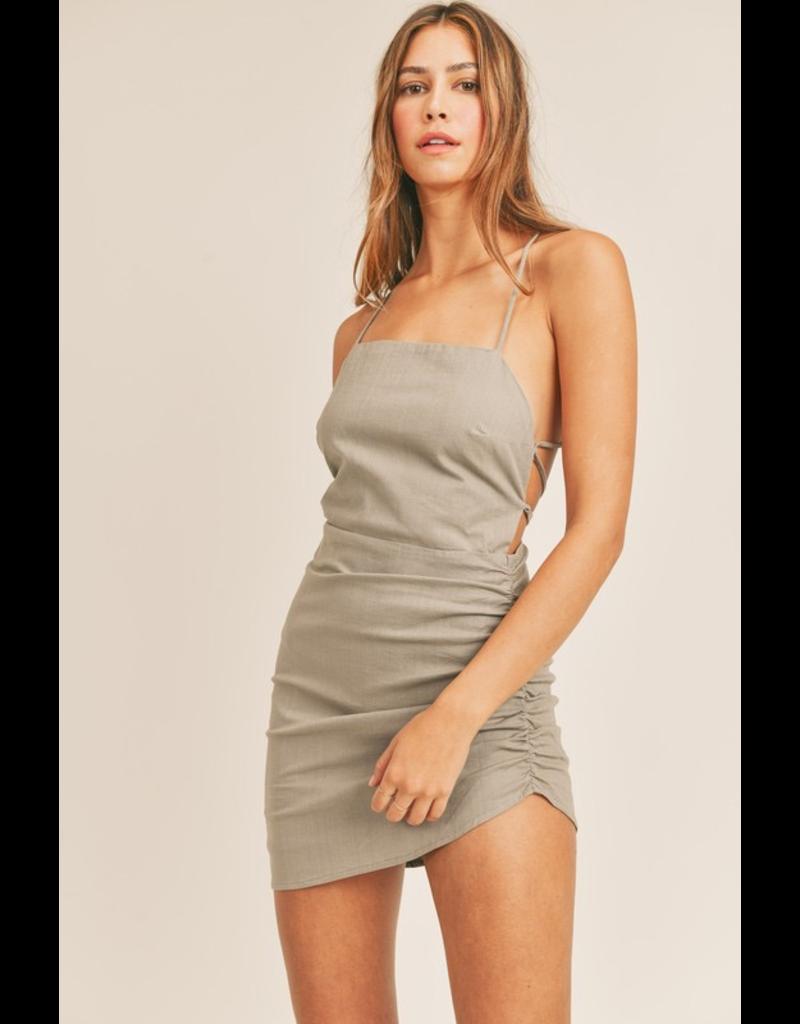 Dresses 22 Strappy Back Summer Dress(2 Colors)