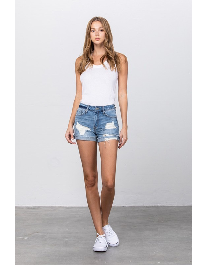 Shorts 58 Summer Finds Medium Wash Denim Shorts