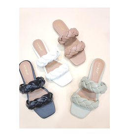 Shoes 54 Best Braided Summer Sandal (2 Colors)