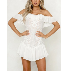 Dresses 22 Lace Get Dressed Up Dress (2 Colors)