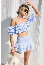 Tops 66 Go Girl Gingham Top (2 Colors)