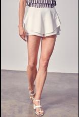 Skirts 62 Hello Summer Ruffle Skort (6 Colors)