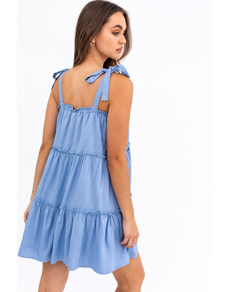 Dresses 22 Go Girl Tiered Baby Doll Dress