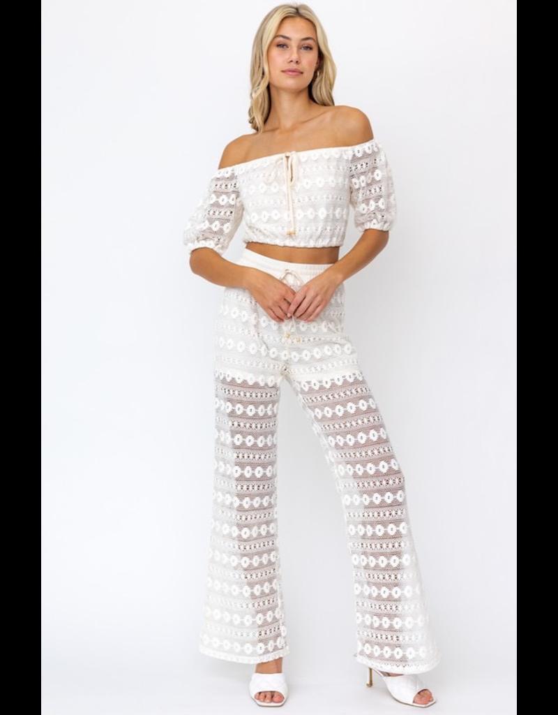 Pants 46 Crochet Crush Pants