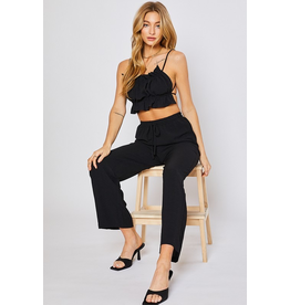 Pants 46 Summer Nights Black Pants