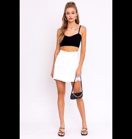 Skirts 62 Summer Dream White Denim Skirt