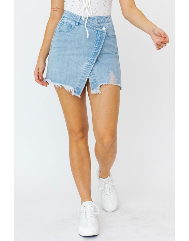 Skirts 62 Summer Dream Light Denim Skirt