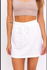 Skirts 62 Heat It Up White Summer Skirt