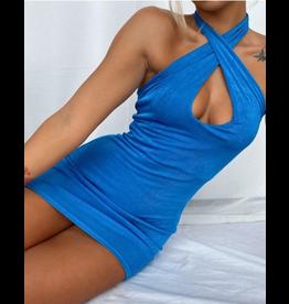 Dresses 22 Hot Girl Summer Halter Dress (2 Colors)