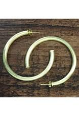 Jewelry 34 Medium Gold Hoop Earrings