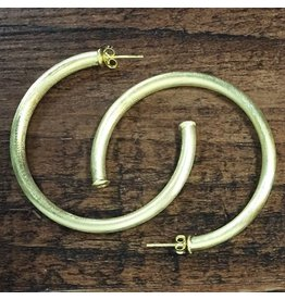 Jewelry 34 Medium Gold Hoop Earrings