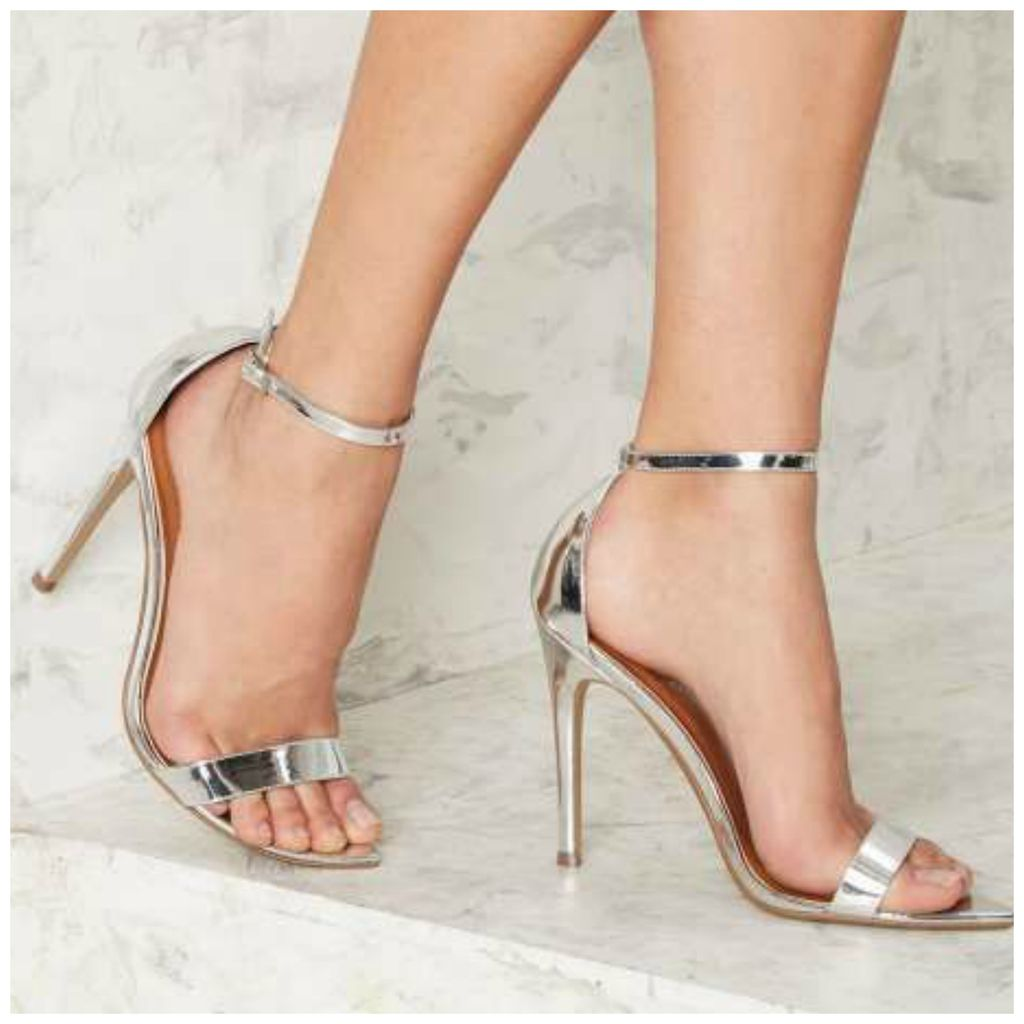 Shoes 54 Head Over Heels Silver